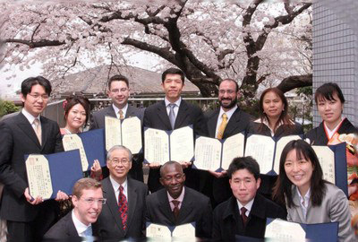 master degree in japan