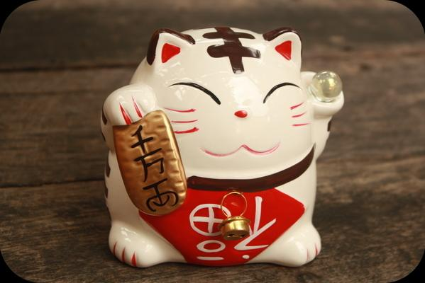Chu meo may man - Maneki Neko - 4