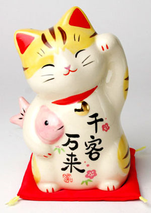 Chu meo may man - Maneki Neko - 5