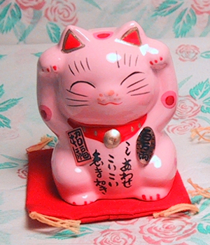 Chu meo may man - Maneki Neko - 9