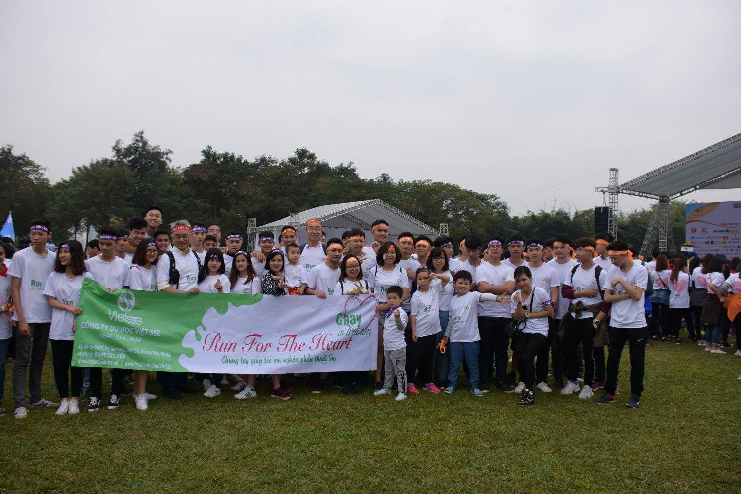 CHẠY VÌ TRÁI TIM – RUN FOR THE HEART 2017